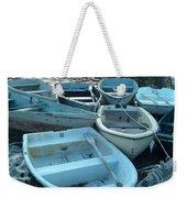 Cove Skiffs Weekender Tote Bag