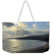 Cove Sunlight Weekender Tote Bag