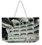 Covent Garden Theatre, 1795 Weekender Tote Bag