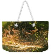 Cover Shot Weekender Tote Bag