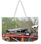 Cover This Weekender Tote Bag