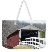 Covered Bridge Pa Weekender Tote Bag