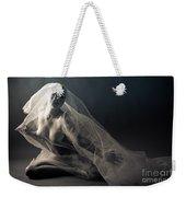 Covered Nude Weekender Tote Bag