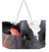 Cow 138 Weekender Tote Bag