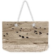 Cow Droppings Weekender Tote Bag