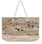 Cow Droppings Weekender Tote Bag