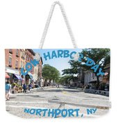 Cow Harbor Day Fun Weekender Tote Bag