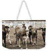 Cow Me  Weekender Tote Bag