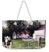 Cow Spotting Weekender Tote Bag