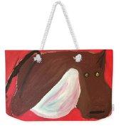 Cow With Udder Weekender Tote Bag