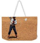 Cowboy Entertainer Weekender Tote Bag