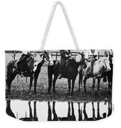 Cowgirls, 1907 Weekender Tote Bag