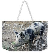 Cowpig On The Farm Weekender Tote Bag