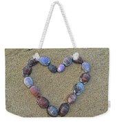 Cowrie Love Weekender Tote Bag