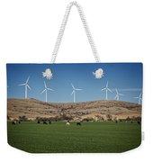Cows And Windmills Weekender Tote Bag