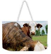 Cows8938 Weekender Tote Bag