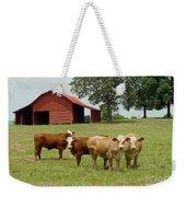 Cows8954 Weekender Tote Bag