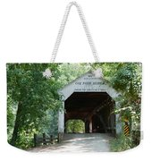 Cox Ford Bridge Weekender Tote Bag