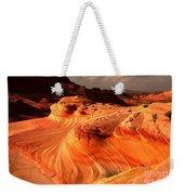 Coyote Buttes Rainbow Dragon Weekender Tote Bag