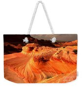 Coyote Buttes Rainbow Dragon Weekender Tote Bag