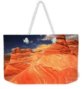 Coyote Buttes Sandstone Towers Weekender Tote Bag