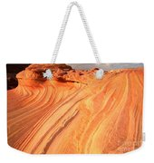 Coyote Buttes Sunset Glow Weekender Tote Bag