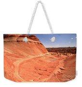 Coyote Buttes Swirling Sandstone Weekender Tote Bag