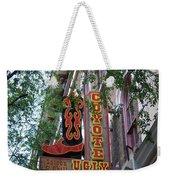 Coyote Ugly Saloon Nashville Weekender Tote Bag
