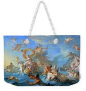 Coypel's The Abduction Of Europa Weekender Tote Bag