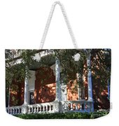 Cozy Savannah Porch Weekender Tote Bag