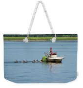Crab Catcher Weekender Tote Bag