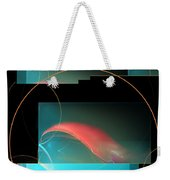 Crab Claw Weekender Tote Bag