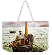 Crab Fisherman Weekender Tote Bag
