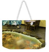 Crab Shack Japanese Style Weekender Tote Bag