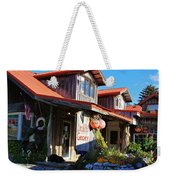 Crabpot Grocery Weekender Tote Bag