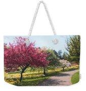 Crabtree Allee II Weekender Tote Bag