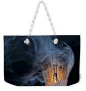 Cracked Bulb Weekender Tote Bag