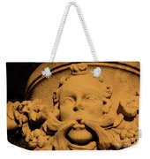 Cracked God Weekender Tote Bag