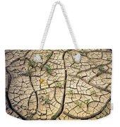 317805-cracked Mud Patterns  Weekender Tote Bag