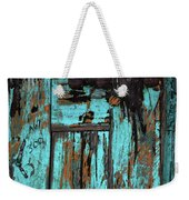 Cracked Weekender Tote Bag