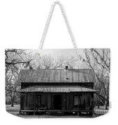 Cracker Cabin Weekender Tote Bag