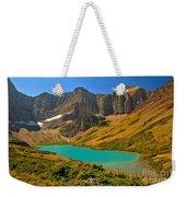 Cracker Lake Valley Weekender Tote Bag