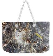 Crackling Ice II Weekender Tote Bag