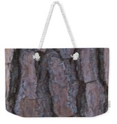 Cracks Of Time Weekender Tote Bag