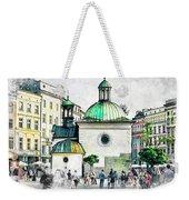 Cracow Art 3 Weekender Tote Bag