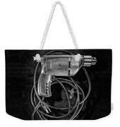 Craftsman Drill Motor Bs Bw Weekender Tote Bag