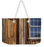 Craftsmanship Weekender Tote Bag