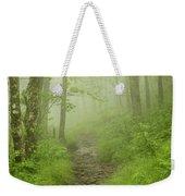 Craggy Gardens Trail Weekender Tote Bag
