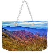 Craggy Ridge Weekender Tote Bag