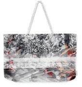 Cranberries In Winter Weekender Tote Bag